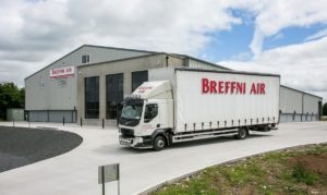 Planning Permission granted for Breffni Air extension